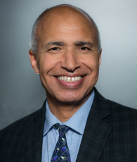 Vice Provost for Faculty Advancement and Forum Co-chair Abbas Benmamoun