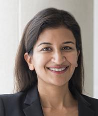 Eisha Jain, 2019-2020 Visiting Professor of Law, Duke University